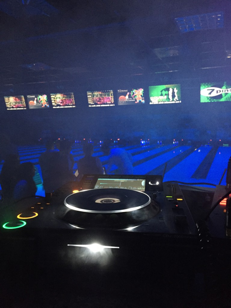 Consolle DJ