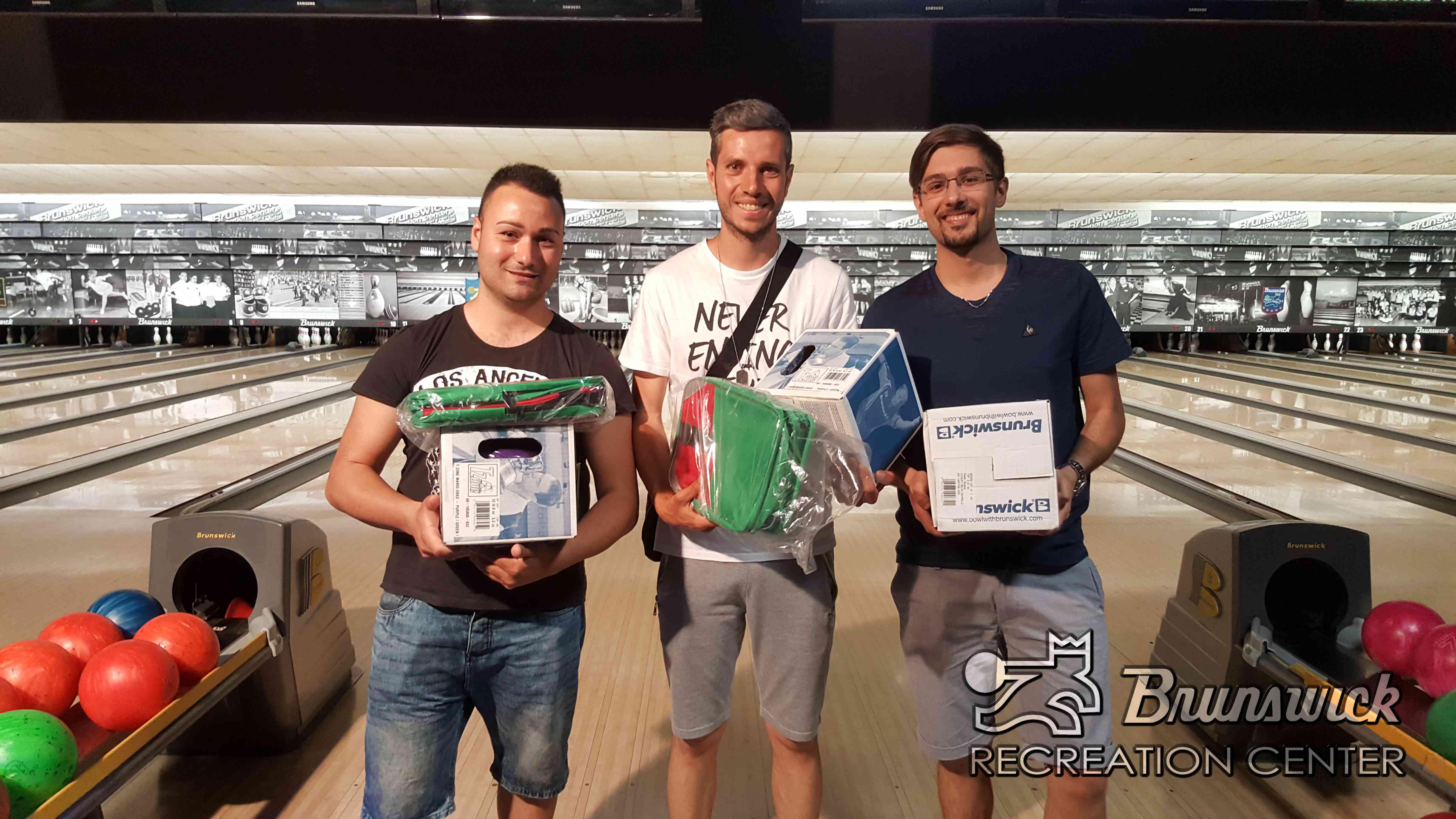 Vincitori Torneo Amatori 2016-17